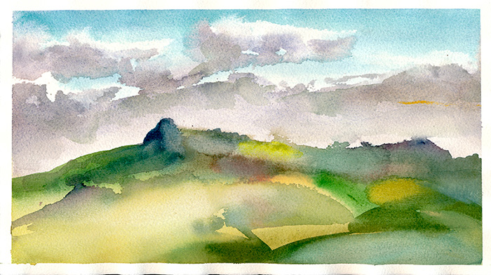 Aquarell-Kurs in Bonn-Bad Godesberg